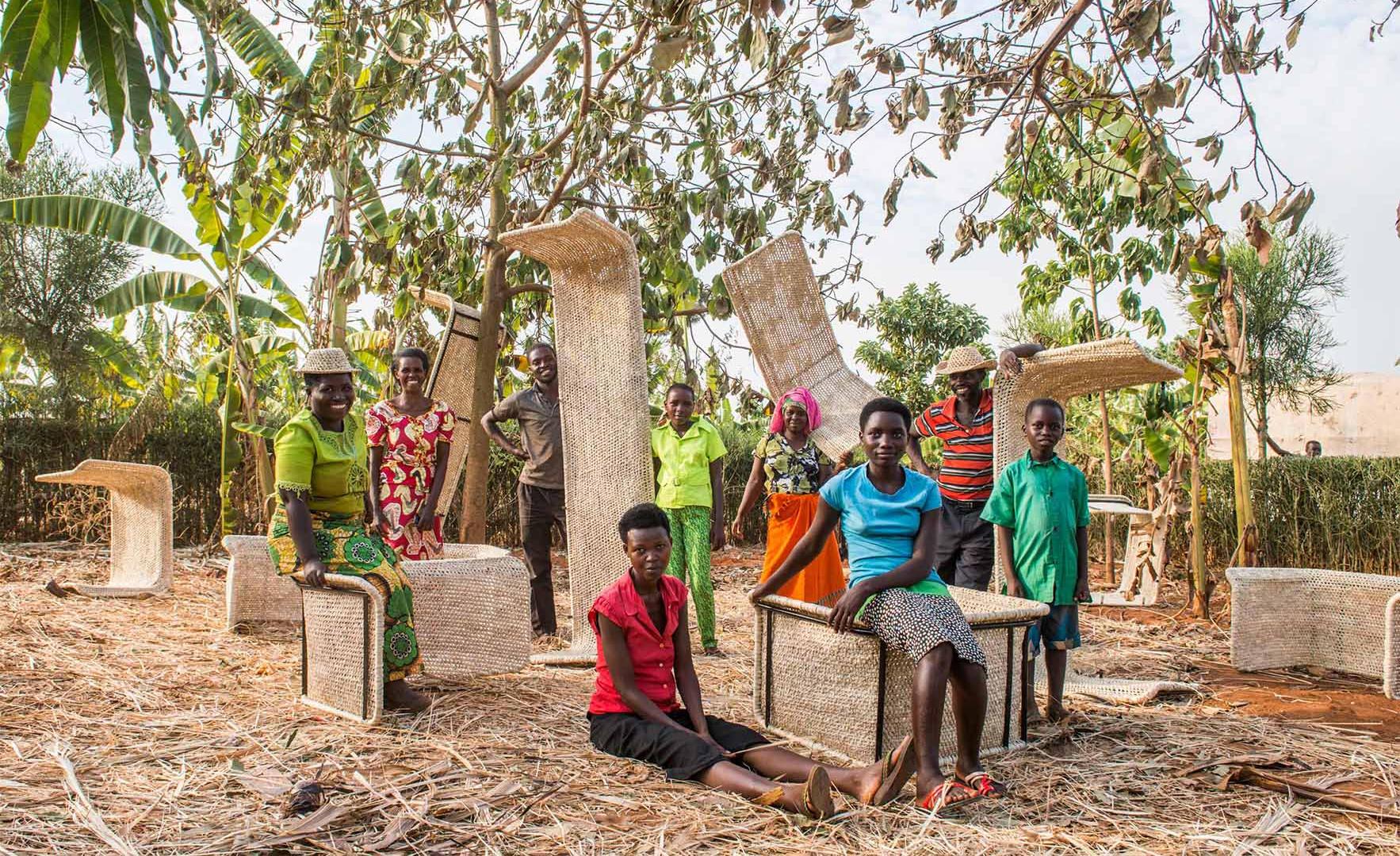 BUGASERA FURNITURE COLLECTION - RWANDA