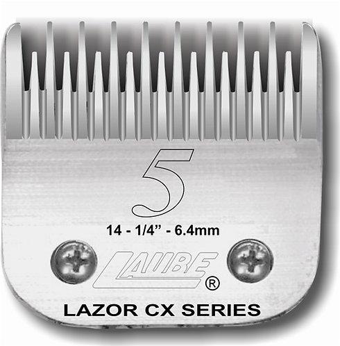 Laube CX Steel Blade #5