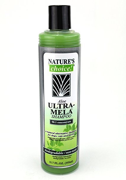 Nature's Choice Aloe Ultra-mela Shampoo (11.7 oz)