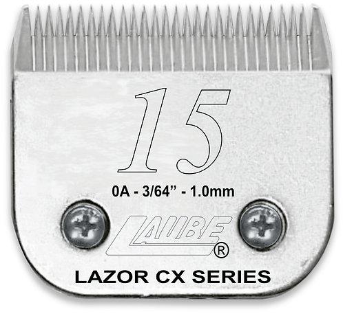 Laube CX Steel Blade #15