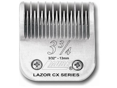 Laube CX Steel Blade #3 3/4