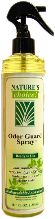 Nature's Choice Odor Guard Spray (11.7 oz)