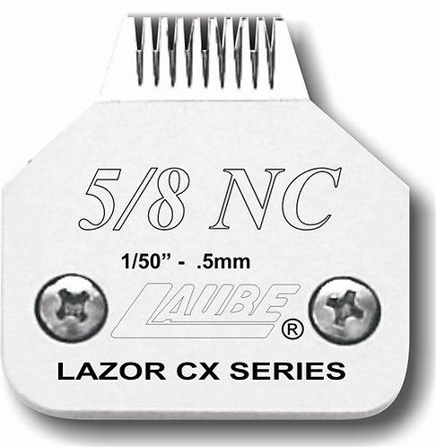 Laube CX Steel Blade #5/8NC