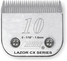 Laube CX Steel Blade #10