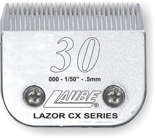 Laube CX Steel Blade #30
