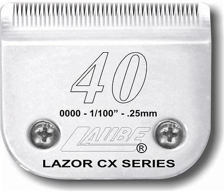 Laube CX Steel Blade #40