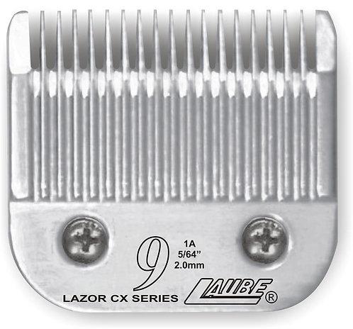Laube CX Steel Blade #9