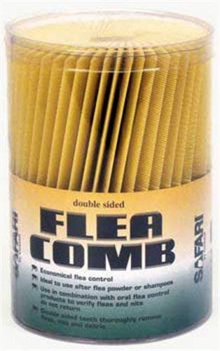 Safari Double-Sided Flea Combs (100-pack)