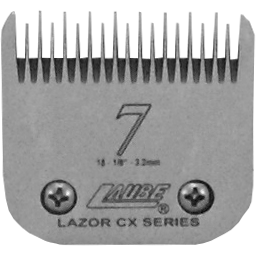Laube CX Steel Blade #7