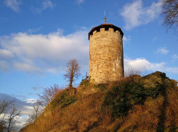 Scharfenburg Thal