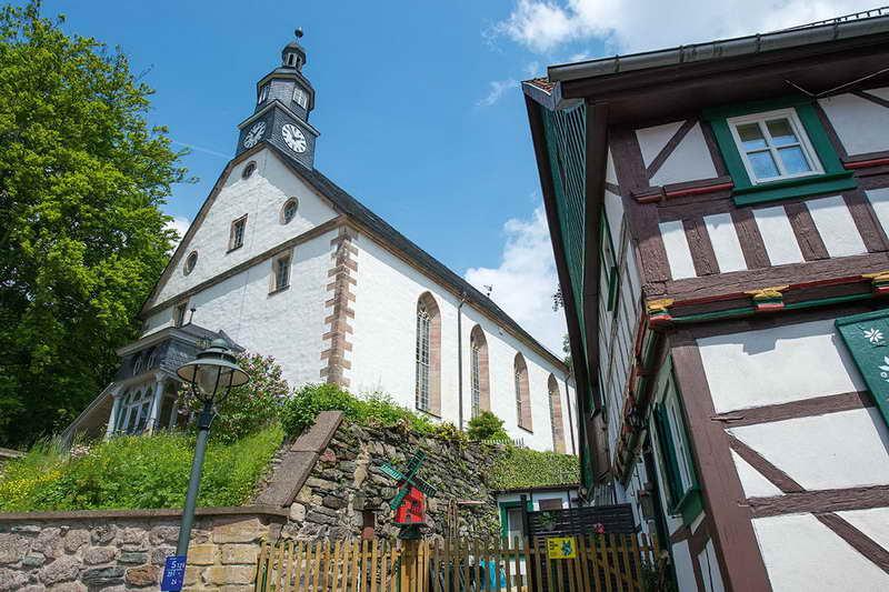 St. Trinitatis Kirche Ruhla
