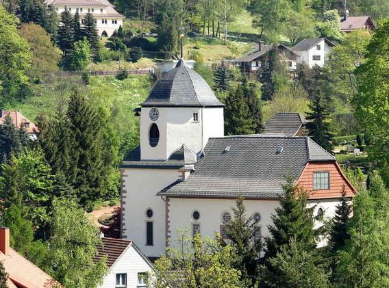 St. Concordia Kirche Ruhla