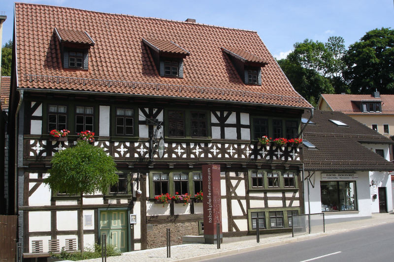 Pfeifenmuseum Ruhla
