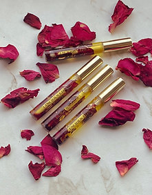 24 Karat Gold & Rosehip Oil Mint Lip Gloss