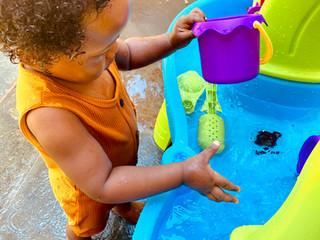 Confessions of a Rock-Mom: Splish Splash in the Sun!