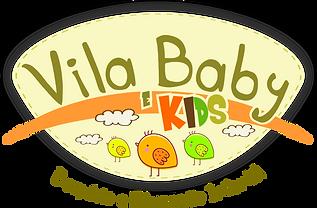 Logo VilaBaby Berçário e Educação Infant