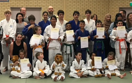 End of Year 2019 Grading and Awards