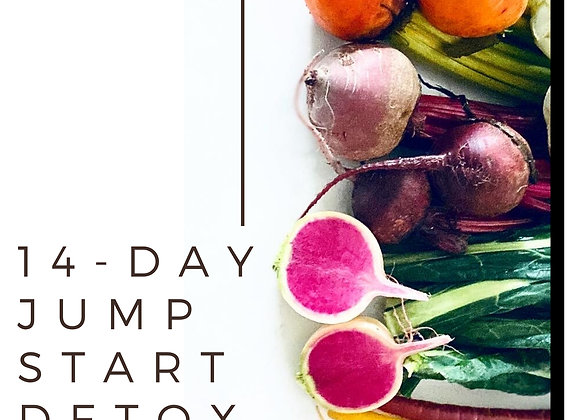 Jump Start: 14 Days 'Living' With Ashley (WITH A COACH)