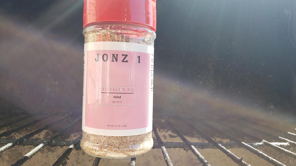 JONZ 1 Original HAM Dry Rubs