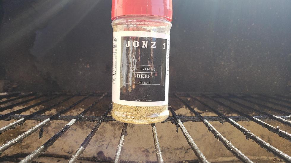 JONZ 1 Original Beef Dry Rub