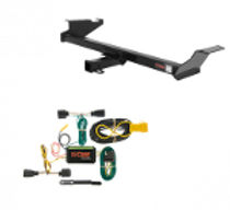 Trailer Hitch and Trailer Wiring