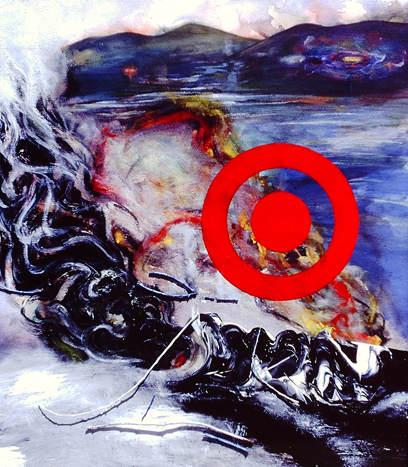 Earth Fires (Fresno Art Museum)