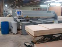 CNC panel saw