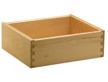 Dovetailed Drawer Box