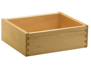 Dovetailed Drawer Box
