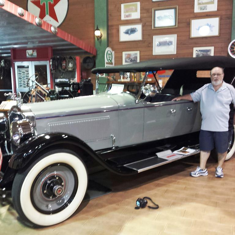 Dauer Car Museum Tour