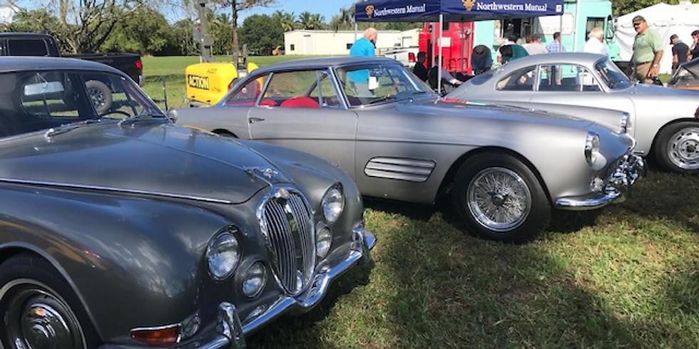 Jaguar Club of Florida Concours d'Elegance