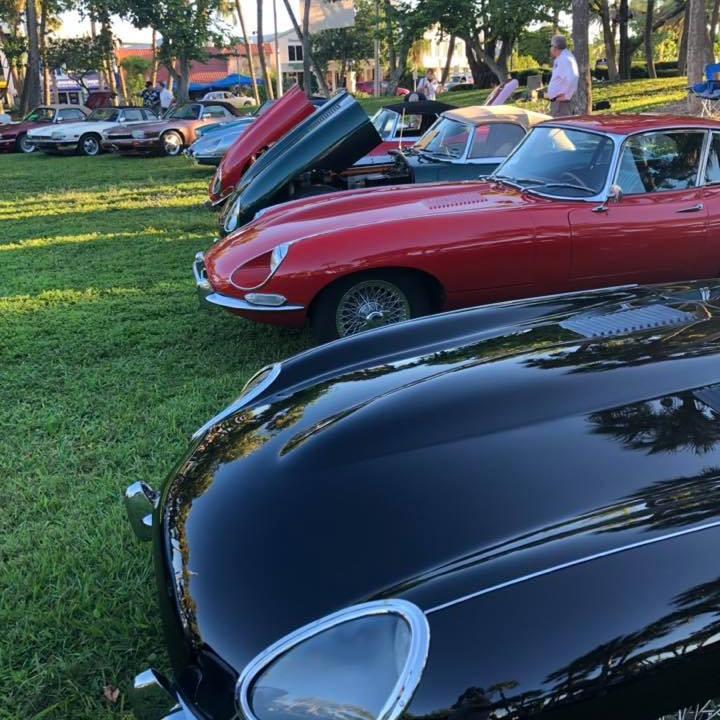 Sun Coast Jaguar Club Concours d'Elegance
