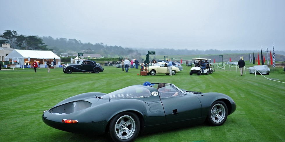 Hilton Head Concours d'Elegance - MOVED TO 2021!