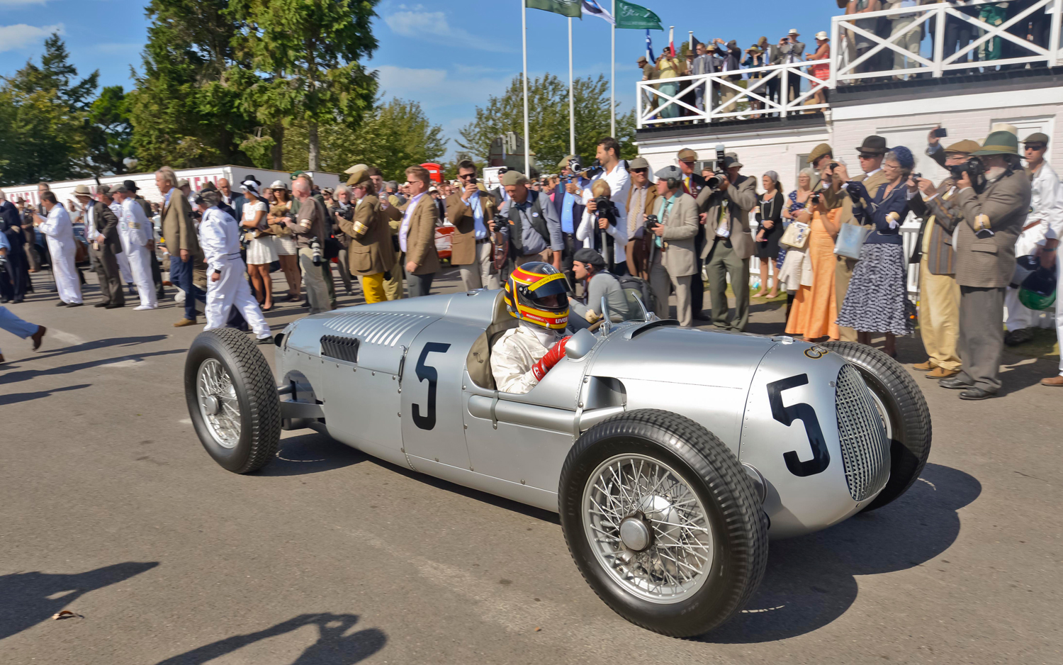 goodwood-revival-auto-union-racer