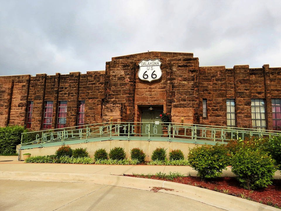 Route-66-Interpretive-Center-Chandler-OK