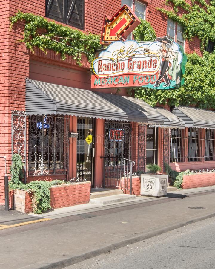 route-historic-el-rancho-grande-neon-sig