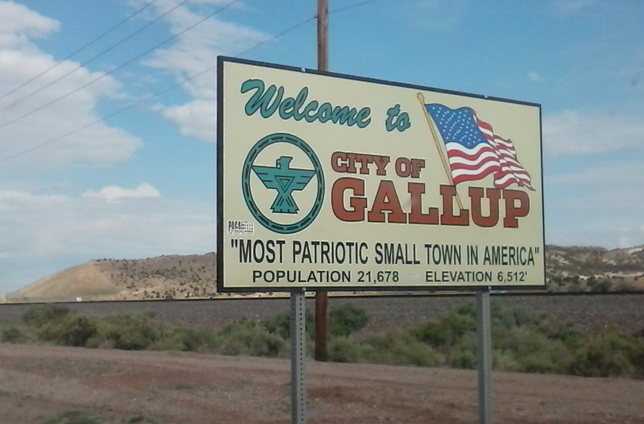 NMGallupWelcomeSign