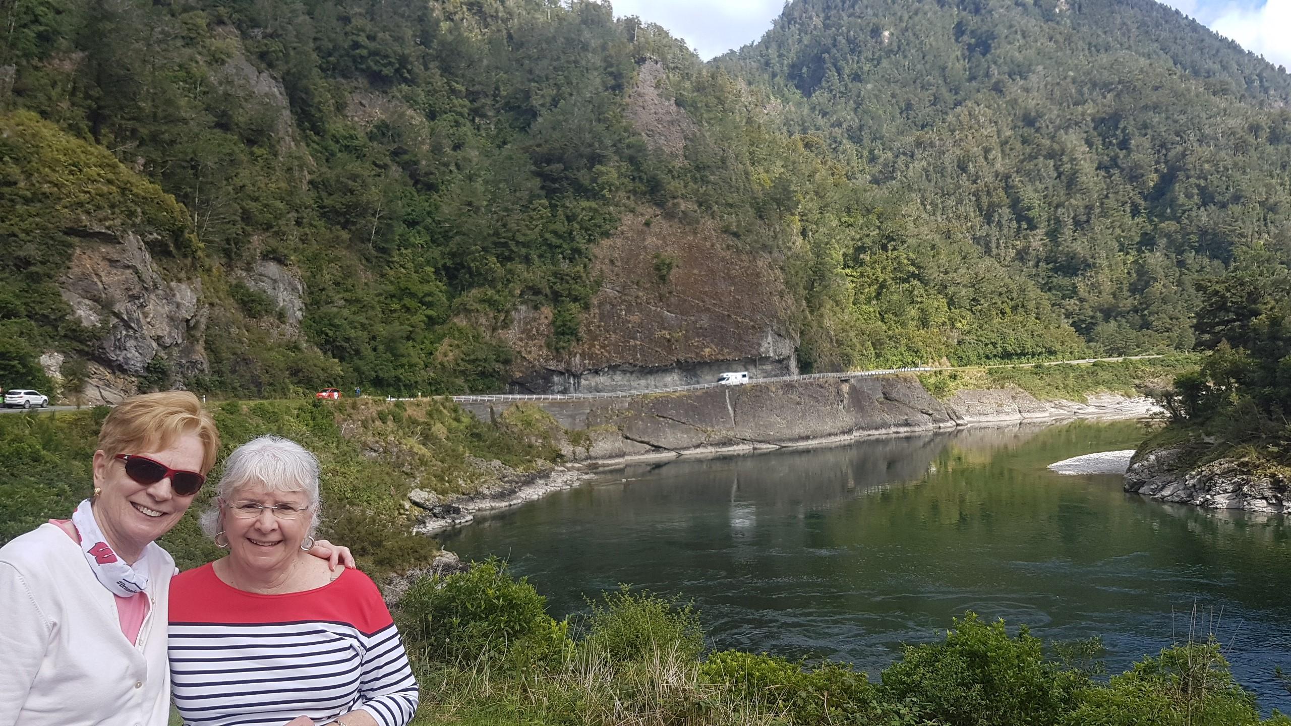 Buller Gorge West Coast NZ