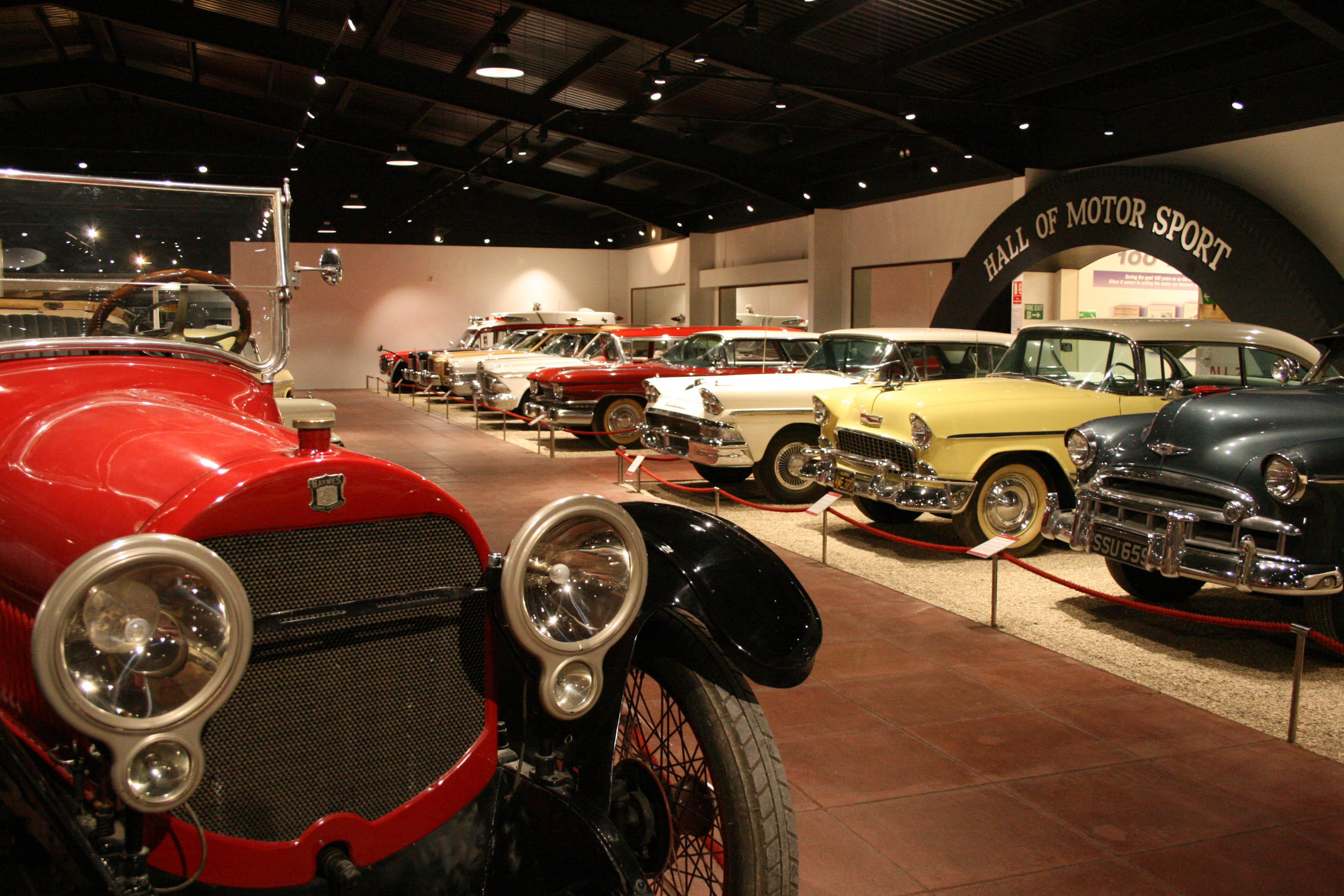 Haynes-Motor-Museum-1