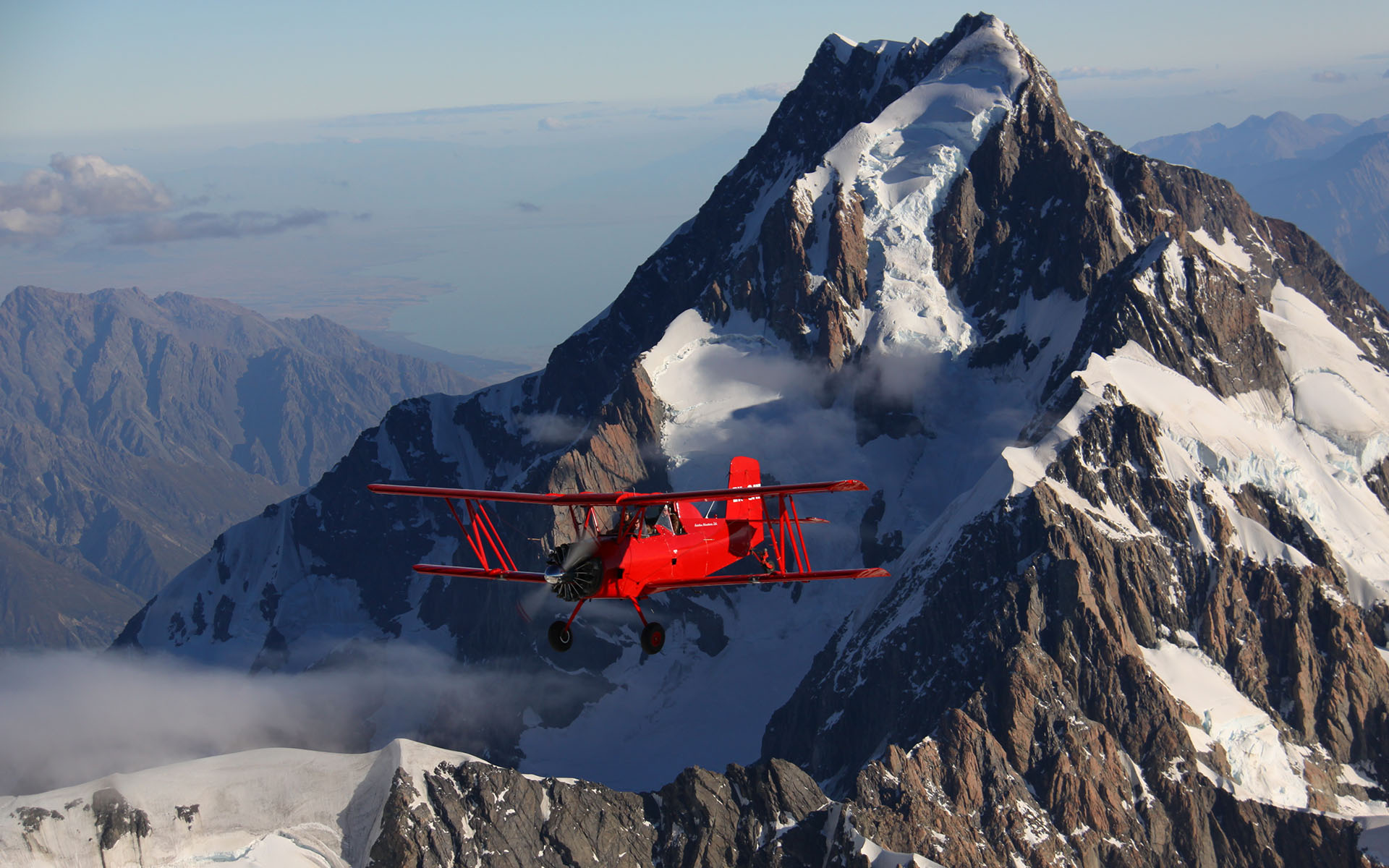 Red-Cat-Bi-plane-Revolution
