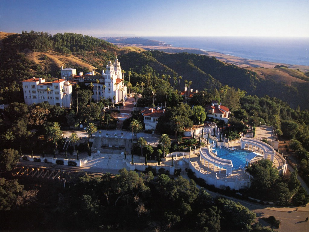 01-Hearst_Castle_California_Aerial
