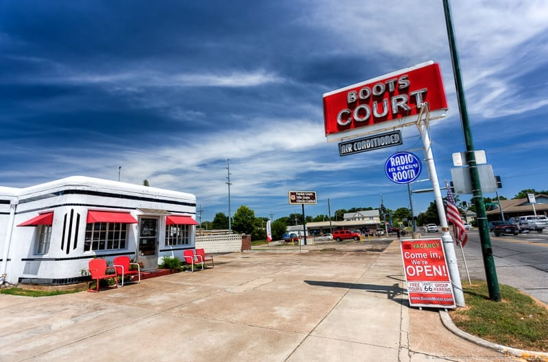 Route-66-Boots-Court-Motel_by_Laurence-N