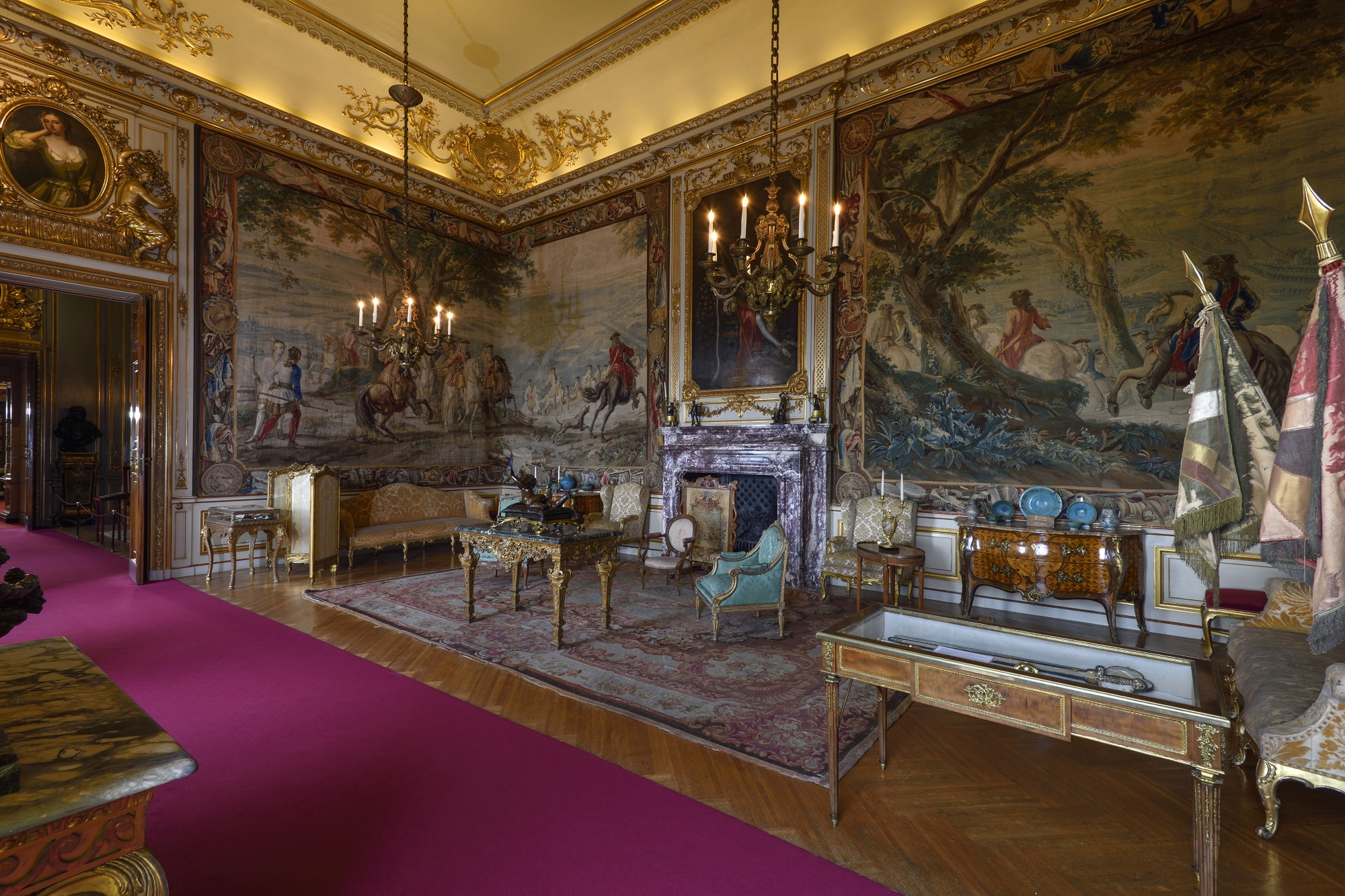 Blenheim Palace-2nd State Room (2)