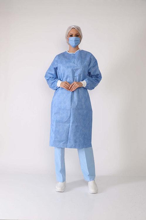 مريلة جراحية أقمشة مستوى 3 SMS