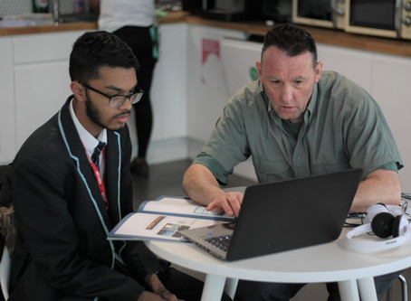 Support Young People: Read David's Story