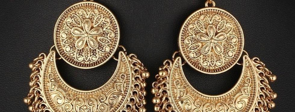 'Grecian Goodness' Earrings