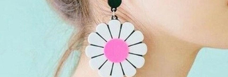 'Daisy Day' Earrings