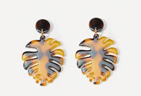 'Le Tropics' Earrings