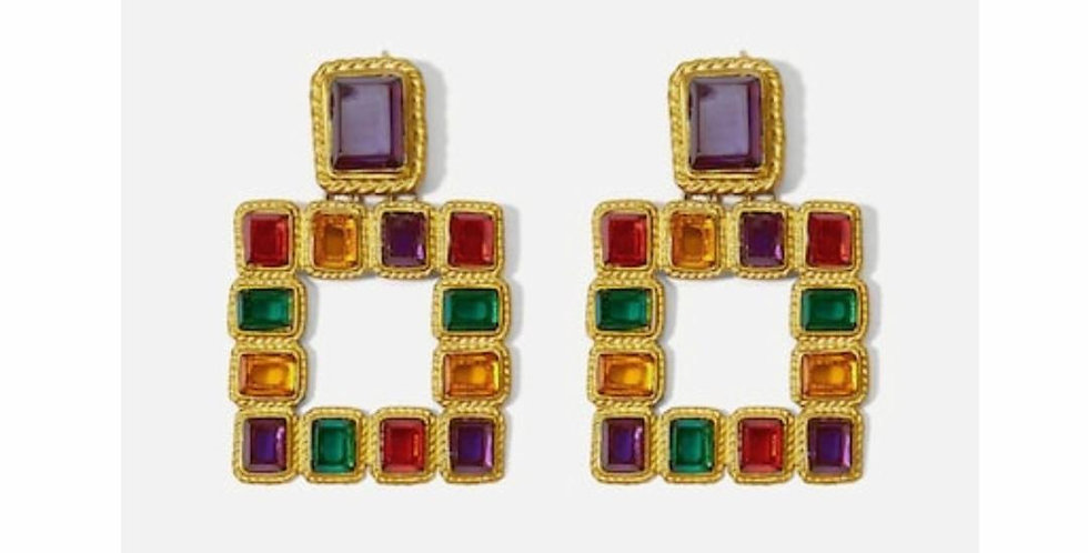 'Color Classic' Earrings