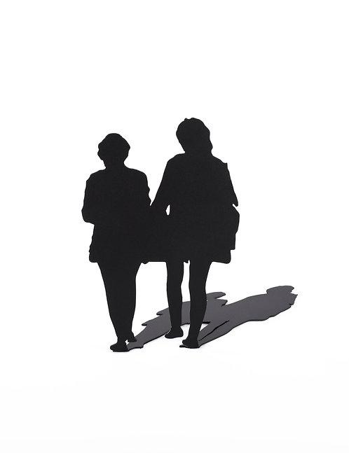 Shadow Figure No. 09